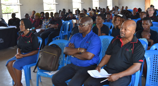 College of Health Sciences Launches Infections Diseases Research Programme