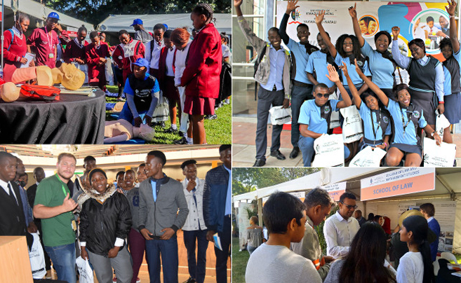 UKZN hosts Successful Open Day for Learners