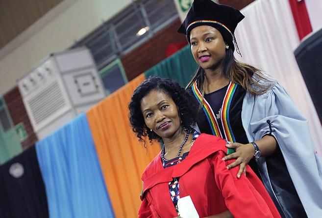 UKZN Produces its First African Female Psychiatrist with a PhD