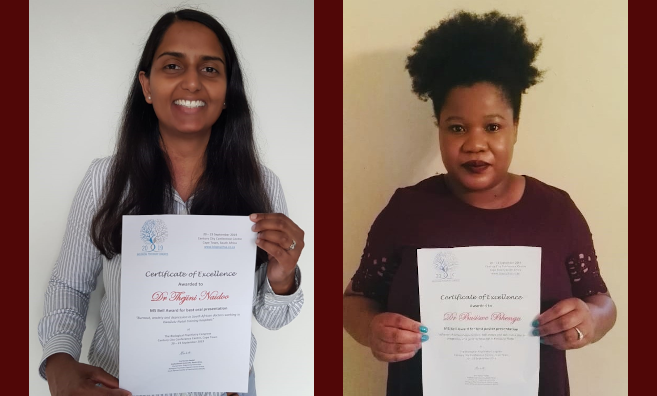 Bell Awards for UKZN Registrars