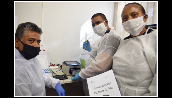 UKZN Secures COVID-19 Rapid Tester